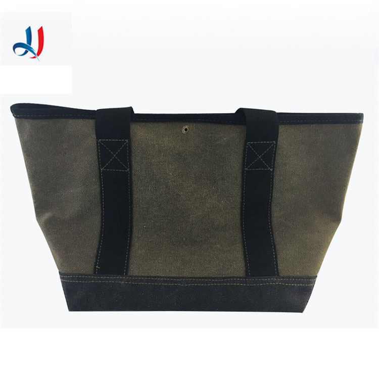 New product canvas lunch bag hand duffle