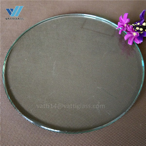 modern construction building 8mm clear tempered glass