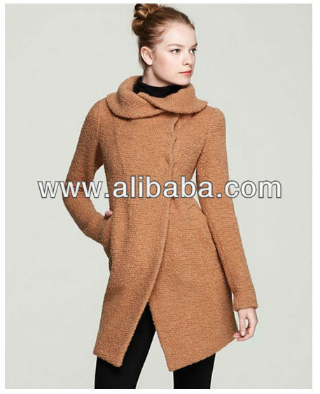 Alpaca Winter Overcoat