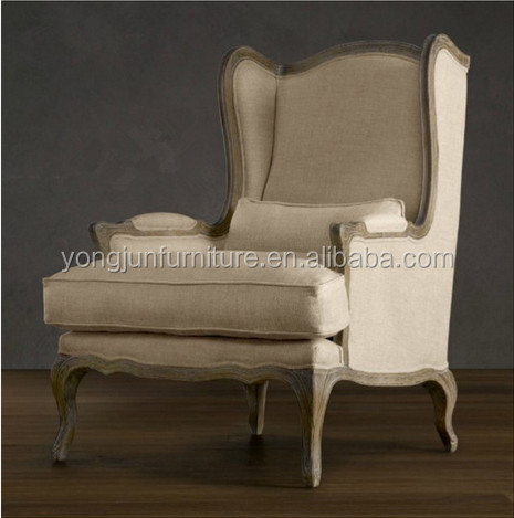 2015 French Wooden Louis Sofa Chair,Louis Style Armchair,Louis Xiv ...