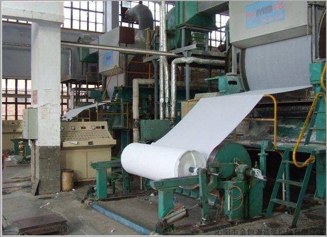 Small Capacity 787 Mm Toilet/tissue Paper Making Machine,Paper ...