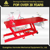 Hydraulic manual motorcycle lift stand repair machines for 200-600kg