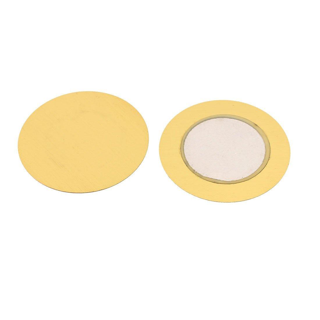 15pcs 20mm Diameter Piezo Discs Piezoelectric Ceramic Copper Buzzer Film Gasket