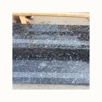 Blue Pearl Granite Stairs Dark Blue Granite Steps Buy Blue Granite Stairs Blue Pearl Granite Stairs Stone Steps Product On Alibaba Com