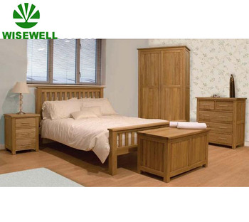Simple Design Solid Wood Flat Pack Bedroom Furniture W B 0013 Buy Flat Pack Bedroom Furniture