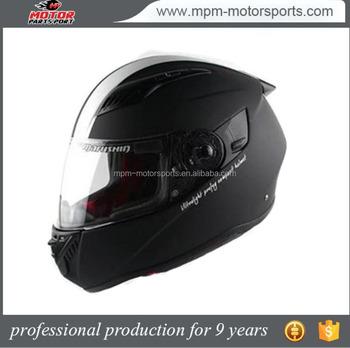 Dot Certification Abs Material Motor Bike Full Face Helmet - Buy ...
