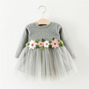 b4b7d5b1e7a5 Baby Girl Party Dress Children Flock Designs