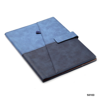 Wholesales Custom PU Leather Notebook Diary Note Book