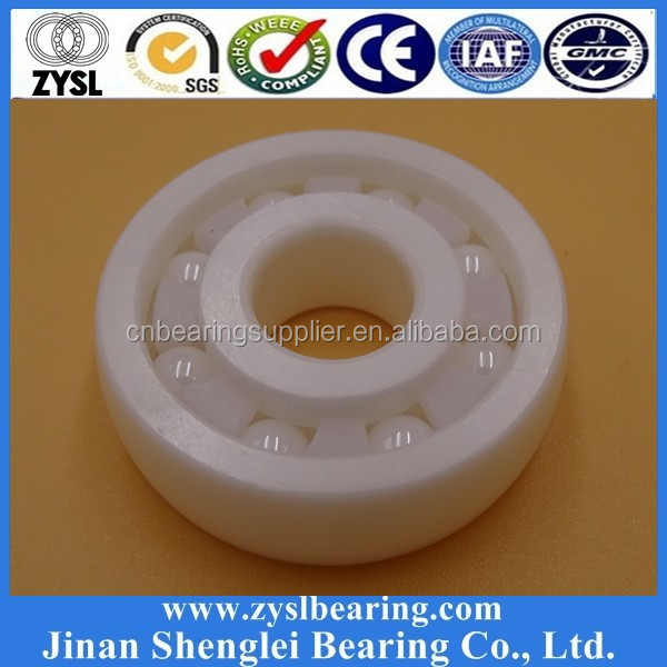 Economic hot sale high quality precision delrin ball bearing
