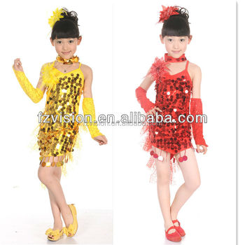 Top Sale Kids Party Latin Dance Costumes Kids Girls , Buy Dance Costumes  Kids Girls,Dance Costumes Kids,Costumes Kids Girls Product on Alibaba.com
