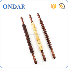 Ondar full body wood massage roller sticks