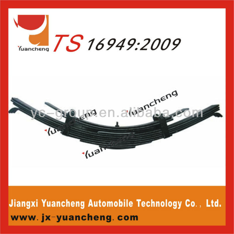 trailer front leaf spring made in china