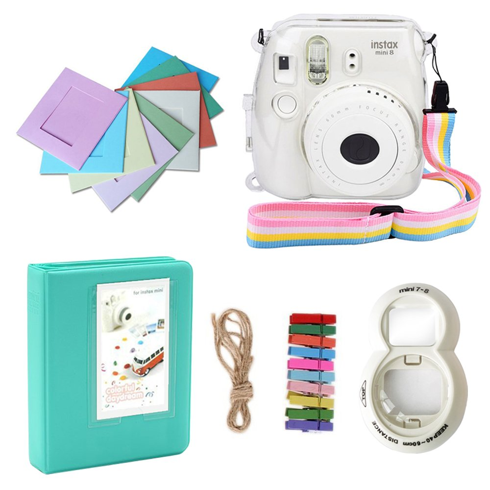 Cheap Camera Photo Frame Find Deals On Line At 8s Instax One Piece Get Quotations 6amlifestyle Mini 8 Instant Accessories For Fujifilm With Case