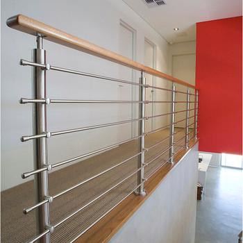 Interieur Balustrade D Escalier Moderne Balustrade En Acier Inoxydable Pour Balcon Buy Balustrade En Acier Inoxydable Balustrade En Acier