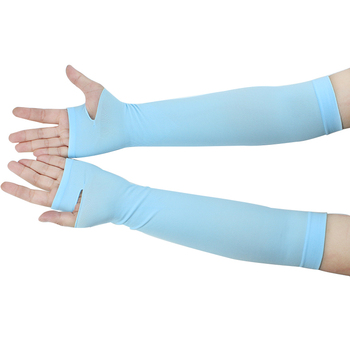 2019 Sleeves Sun Protection Arm Sleeves Running Protective Gloves UV Protection Cooling Arm Sleeves Men Women Sunblock Cooler