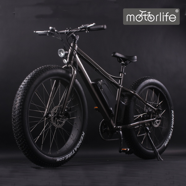 MOTORLIFE/OEM factory selling high power fat tire electric mountain bike 250w/500w Guangzhou,fly electric bike