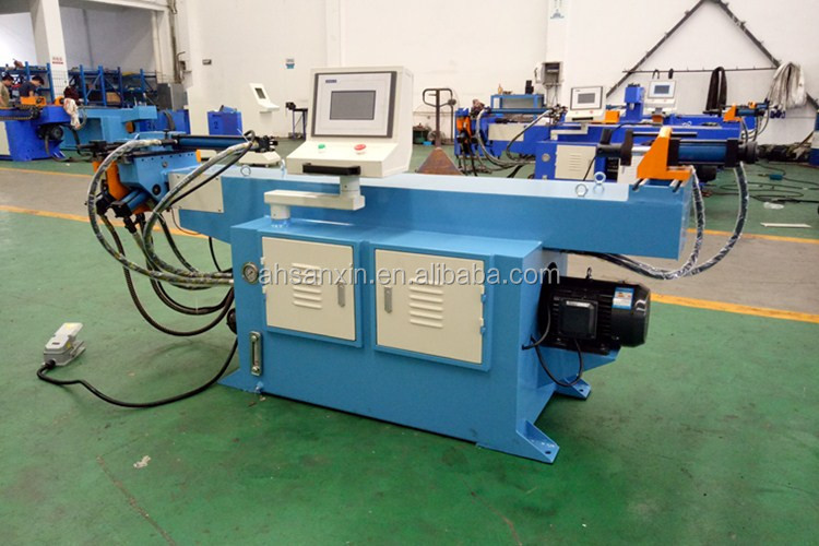 Exhaust Tubing Bender >> Dw50nc 2 Inch Bar Steel Pipe Bending Machine Price And