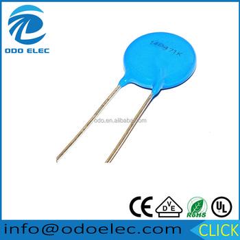 Passive Components Electronics Resistor Varistor Movs 14d471k