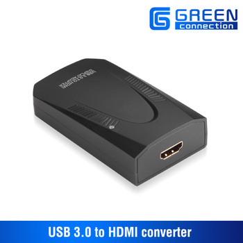 Usb 3.0 To Vga / Dvi / Hdmi Adapter For Windows - Multiple ...