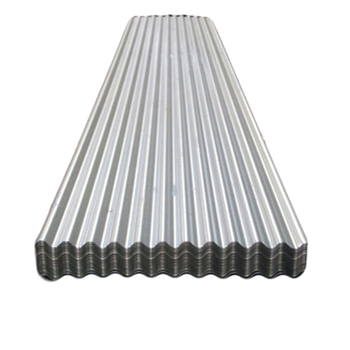 Curved Metal Roofing Sheet Aluminium Sheet Many Colors
