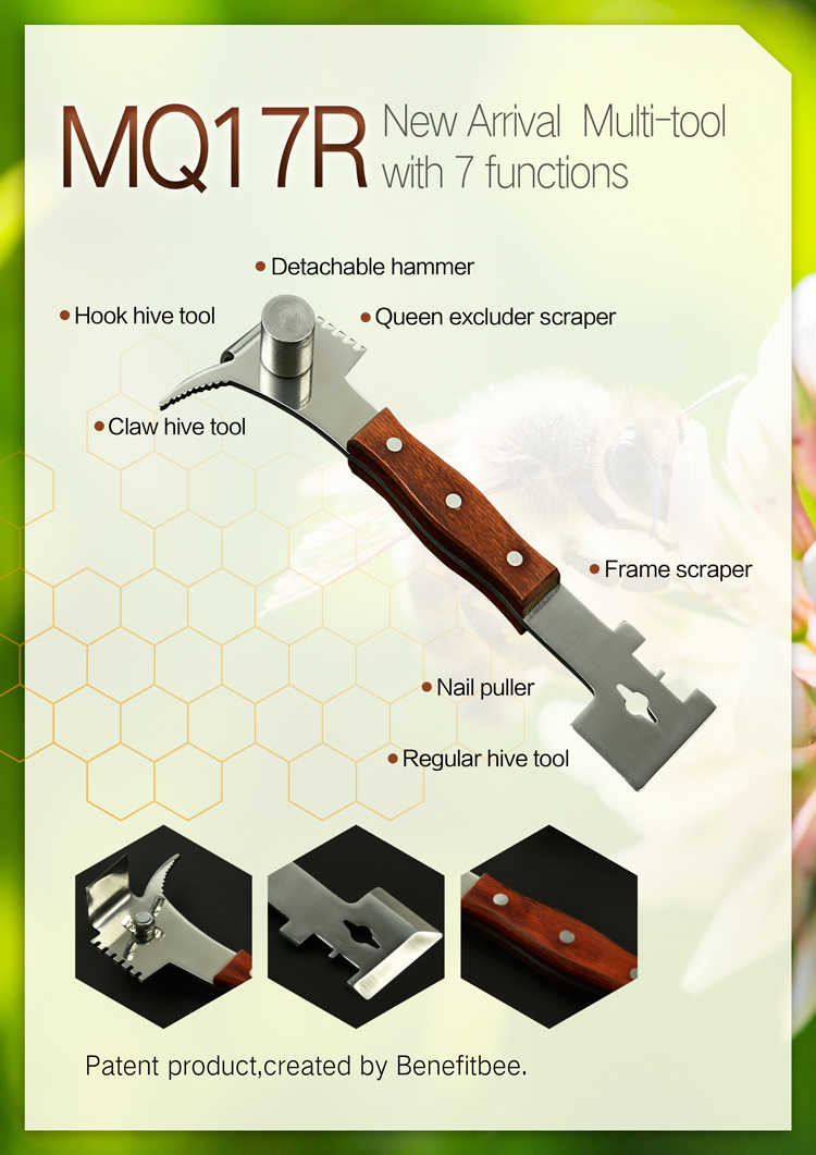 New Different Multifunction Beekeeping Product Bee Keeping Tools
