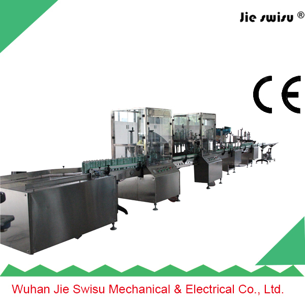 professional manufacturer fully automatic aerosol filling machine for velvet spray paint
