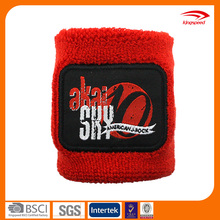 Hot sales cotton woven customized sweatbands wristbands