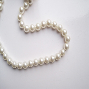 Ornaments imitation pearl necklace pearl jewelry accessories Australia drums pearl bracelet