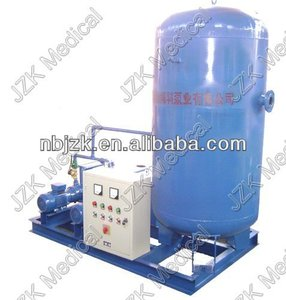 Oil free Air Compressor for hospital using