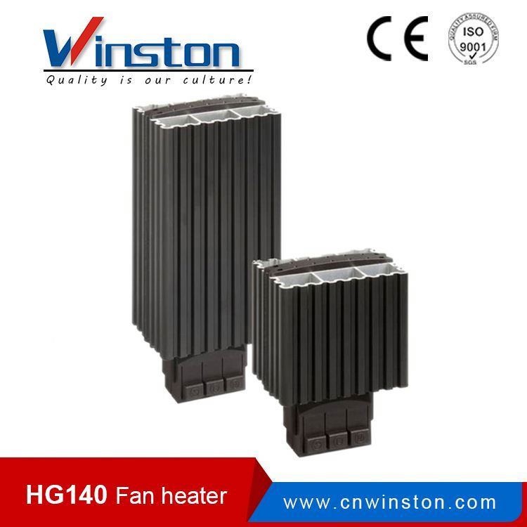 PTC heating heater HG 140 ,cabinet heating heater and thermostat
