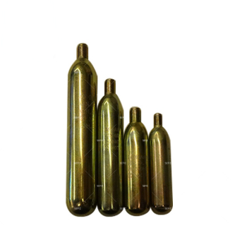 Different Sizes Optional 8g 12g 16g 25g N2O CO2 Gas Cartridges