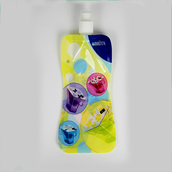 Recycle plastic baby liquid food storage squeeze pouches & Recycle Plastic Baby Liquid Food Storage Squeeze Pouches - Buy ...