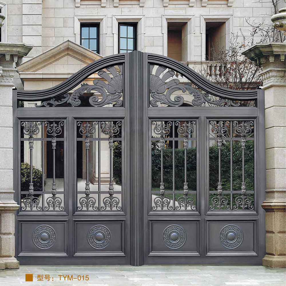 Beautiful Home Iron Gate Design Pictures Eddymerckx Us