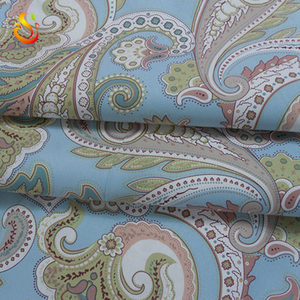 Alibaba China Suppliers Produce Custom Printed 100% Cotton Canvas Fabrics Price Per Meter