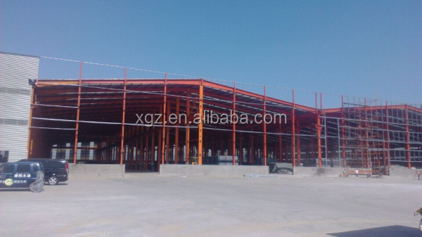 prefab house steel structure building cost
