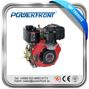 Professional High Efficiency portable 1 cylinder diesel engine 178f for sale ;diesel engine 178f