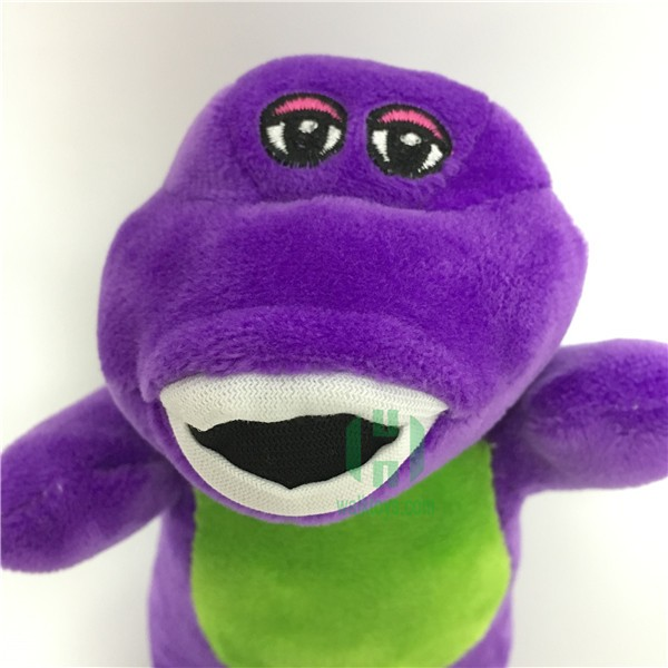 Hi Colorful Barney Stuffed Toy Plush Barney Toy For Kids Buy