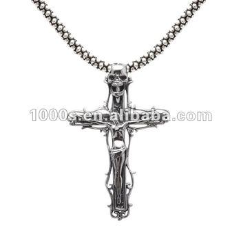 925 silver jesus cross pendant buy unique jesus cross pendants 925 silver jesus cross pendant mozeypictures Gallery