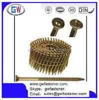 Wire Coil Nail Screw