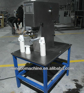 Top quality paper cup making machine with handle (ZB-12)