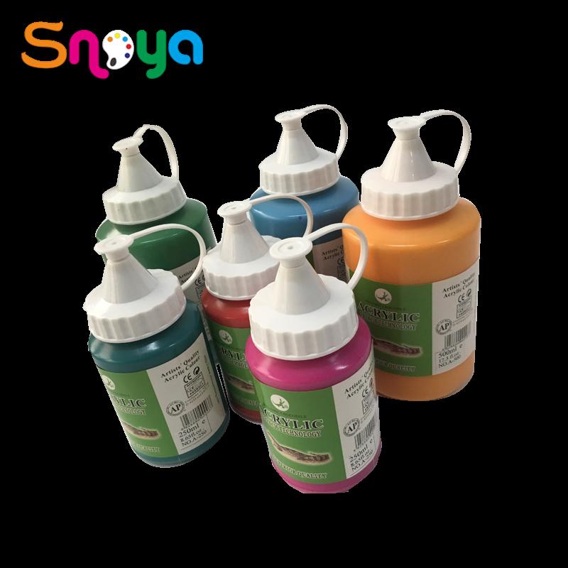 ضمان الجودة مجموعة ألوان الطلاء الإكريليكية الطلاء اللاتكس مع سعر المصنع مباشرة