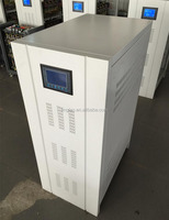 Manufacturer of Three phase AC automatic voltage regulator SCR non-contact voltage stabilizer /regulator 100kva