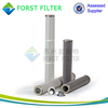 FORST Latest Polyester Dacron Dust Filter Bag Pleated Manufacture