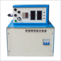 high frequency 3 phase ac dc switch mode water electrolysis rectifier