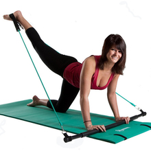 Tragbare <span class=keywords><strong>Pilates</strong></span> Fitness-Tool stick Übung Tragbare <span class=keywords><strong>Pilates</strong></span>/Toning <span class=keywords><strong>Bar</strong></span>