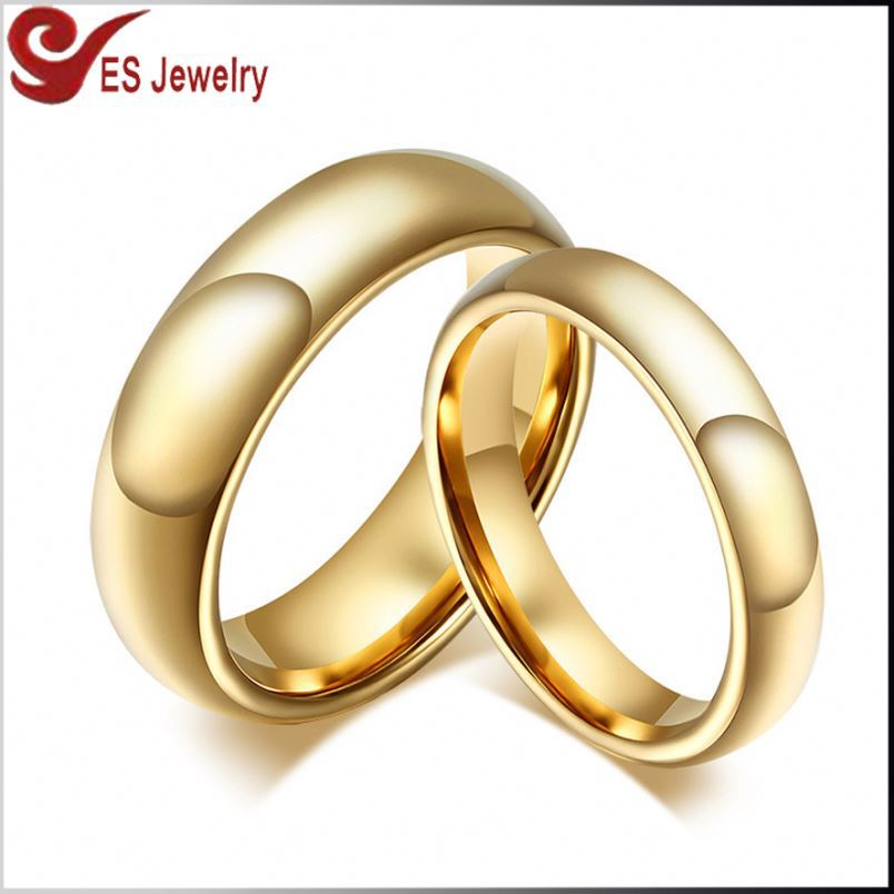 Tungsten Carbide Ring Men Latest Gold Finger Ring Designs