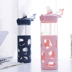 BPA FREE Sport Water Bottle Easy Cleanning