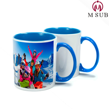 graphic relating to Printable Mugs Wholesale called 11oz Sublimation Customized Symbol Printing 2 Tone Mugs Wholesale - Obtain 2 Tone Mugs Wholesale,Sublimation Custom made Emblem Printing 2 Tone Mugs