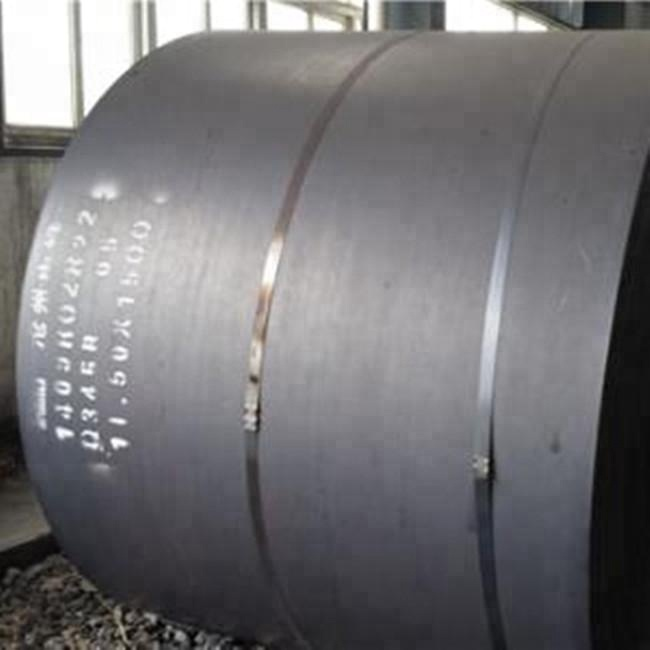 HR black carbon steel coil