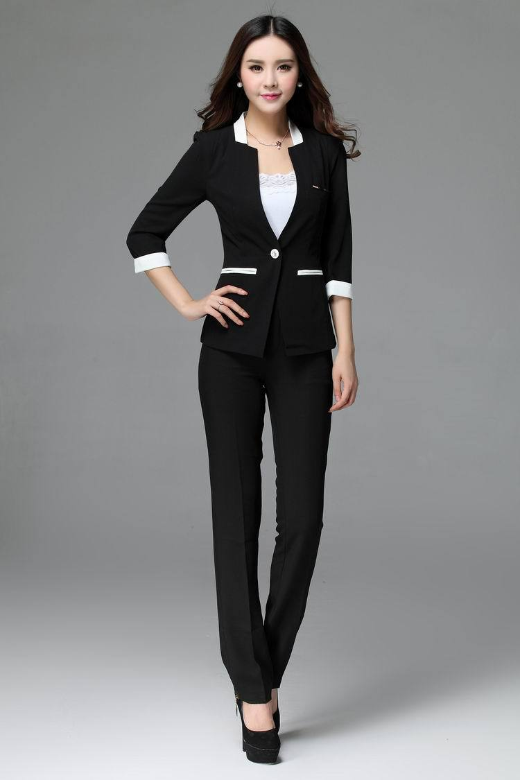 Business clothes for women